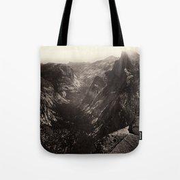 Half Dome, Yosemite Valley, California Tote Bag