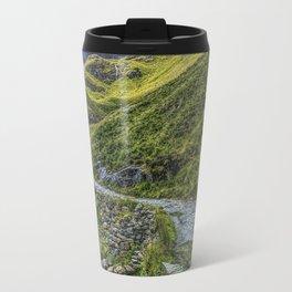 Path To Snowdon Travel Mug