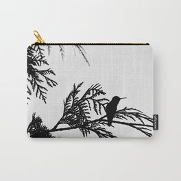 the thoughtful hummingbird Carry-All Pouch