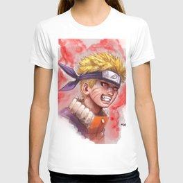 Kyuubi Cloak T-shirt