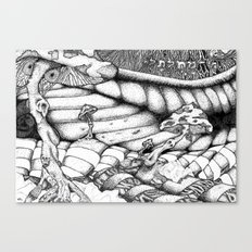 Untitled #1 Canvas Print