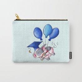 Graduation Party Piggy Carry-All Pouch