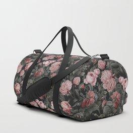 Vintage roses Duffle Bag