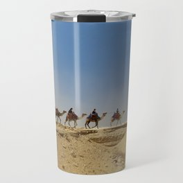 Walk Like An Egyptian Travel Mug