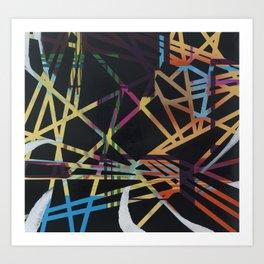 Surfaces 2 Art Print
