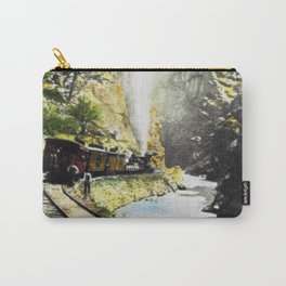 To Central City Carry-All Pouch