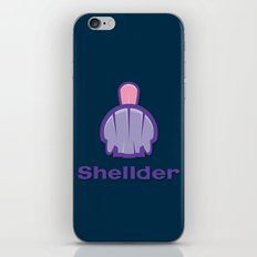 Shell(der) iPhone & iPod Skin
