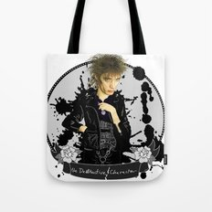 The Destructive Character Tote Bag