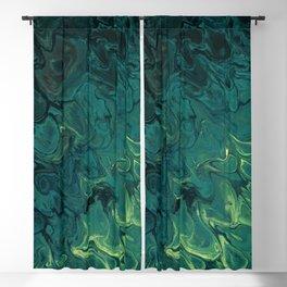 Verdant Flow Blackout Curtain