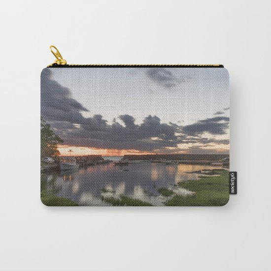 Summer Lanescove sunset Carry-All Pouch