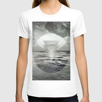 inception T-shirts featuring Inception Landscape by monicamarcov