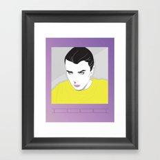 Nagel Eleven Framed Art Print