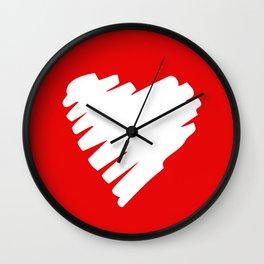 SUDDEN LOVE Wall Clock