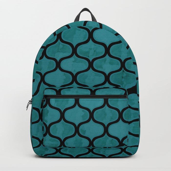 Watercolor Lovely Pattern VVXIV Backpack