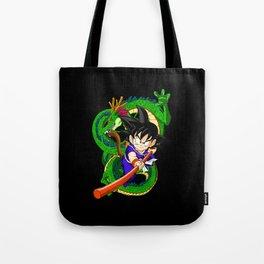 Little Goku Tote Bag