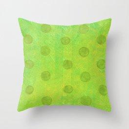 #51. JOJO - Dots Throw Pillow