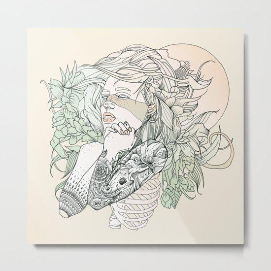 I N K : III Metal Print