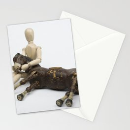 Reviving the Dead Horse Stationery Cards