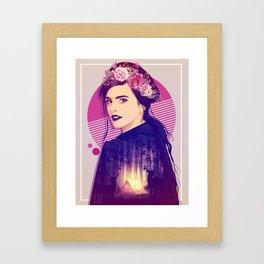 Muggle-Born  Framed Art Print