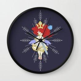 Speltöser - Aurora - Child of Light Wall Clock