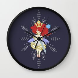 Speltöser - Aurora - Child of Light Wall Clock