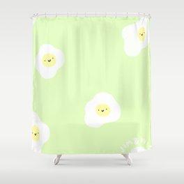 Brunch? Shower Curtain