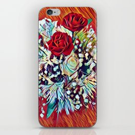 Brighten Your Day Flowers iPhone Skin