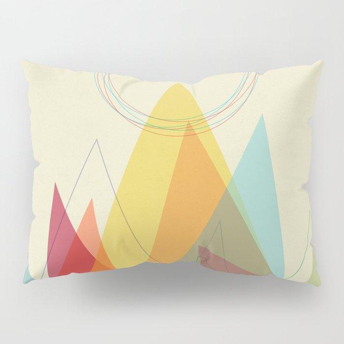 Holy Mountain Pillow Sham