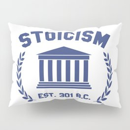 Stoicism Pillow Sham