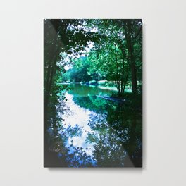 let yourself open free Metal Print
