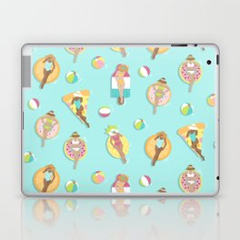 Summer Splash Laptop & iPad Skin