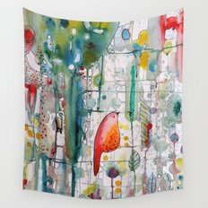 cache-cache Wall Tapestry