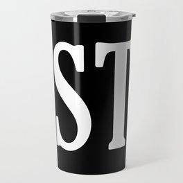 ESTJ Personality Type Travel Mug