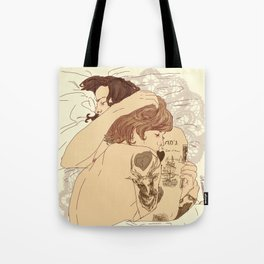 """ LOUIS CENTRIC larry "" Tote Bag"
