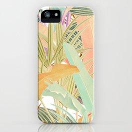 Native Jungle iPhone Case