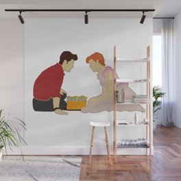 16 Candles Wall Mural