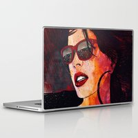 miami Laptop & iPad Skins featuring MIAMI  by Stephan Parylak