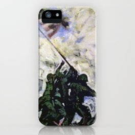 A Common Virtue  iPhone Case