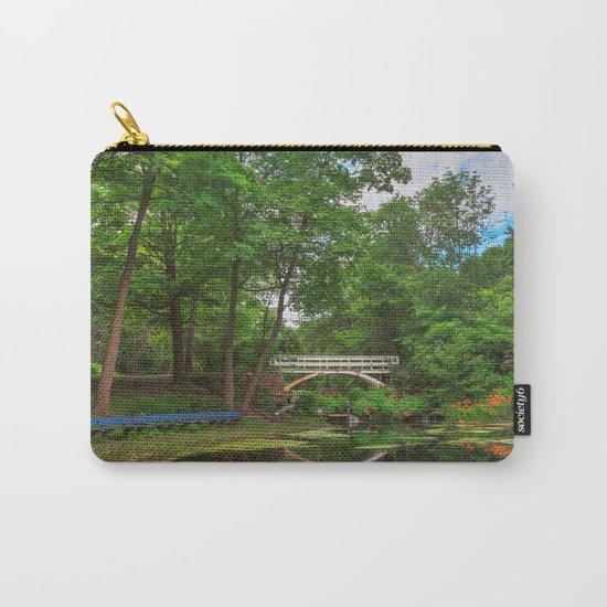 Jean-Drapeau Arch Pond Carry-All Pouch