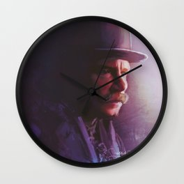 """HOLMES!! TELL ME WHERE MY BLOODY WIFE IS?"" Wall Clock"