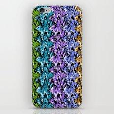Native Wave Digital Painting iPhone & iPod Skin
