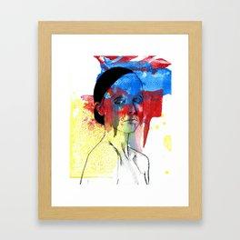 Ricci Framed Art Print