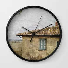 Italian Farm Wall Clock