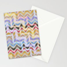 Chevron and on Stationery Cards