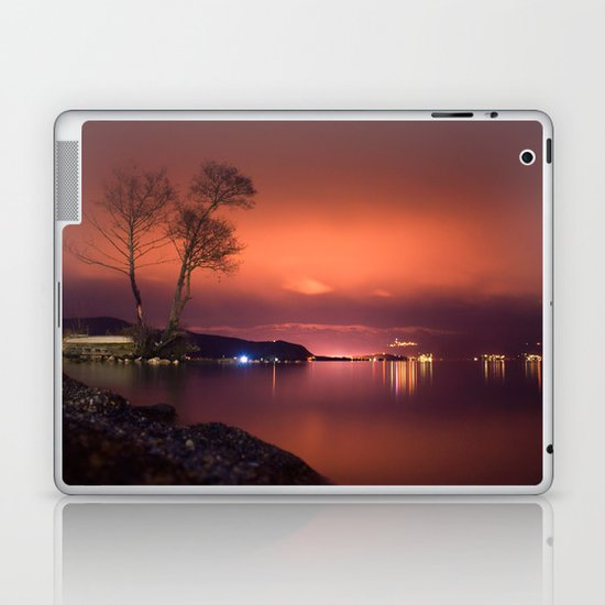By the Lake Laptop & iPad Skin