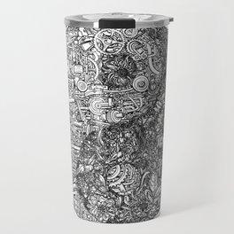 Yin-Yang Travel Mug