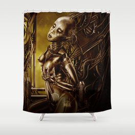 Dolls - Prison Sex Shower Curtain