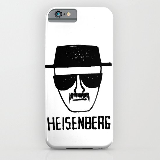 Heisenberg - Breaking Bad Sketch iPhone & iPod Case