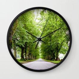 Blair Castle Way Wall Clock
