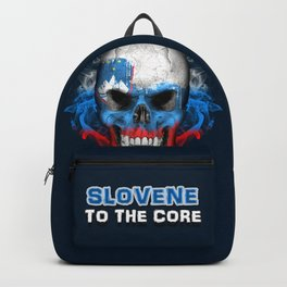 To The Core Collection: Slovenia Backpack